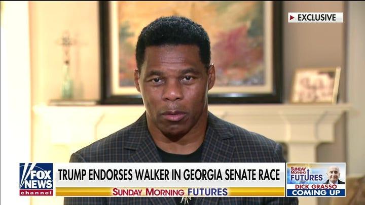 Herschel Walker on Senate bid in Georgia: Wants to bring 'integrity' back to country