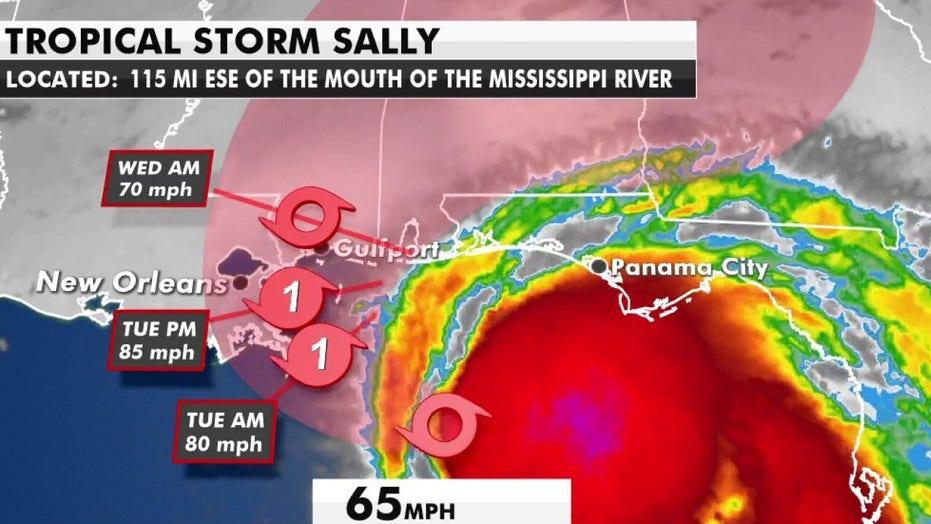 Hurricane Sally live updates: Get the latest developments here