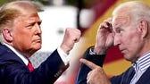 Trump vs Biden's plan for your taxes