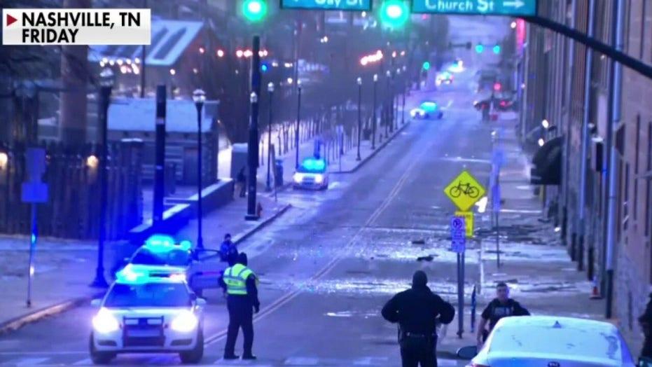 Nashville officers displayed 'true heroism' during Christmas Day explosion: FOP-president