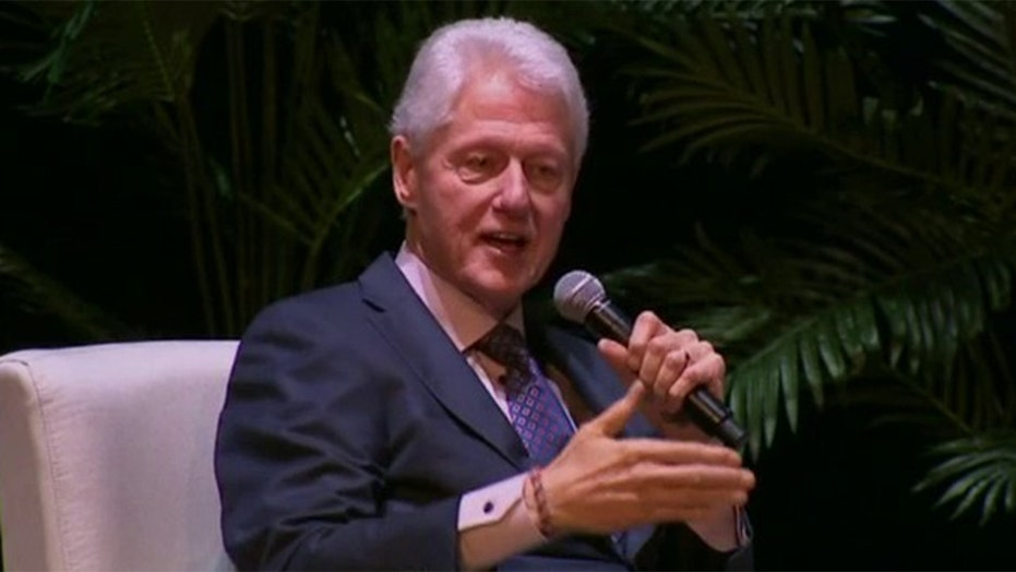 Bill Clinton says he had affair with Lewinsky to manage anxieties
