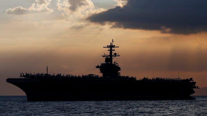 USS Roosevelt sailor dies after battling COVID-19