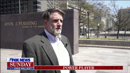Edwin Fountain on push for WWI Memorial in DC