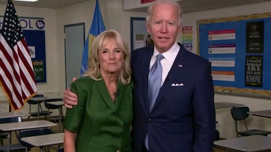 Democrats work to sell Joe Biden as a faith and family candidate