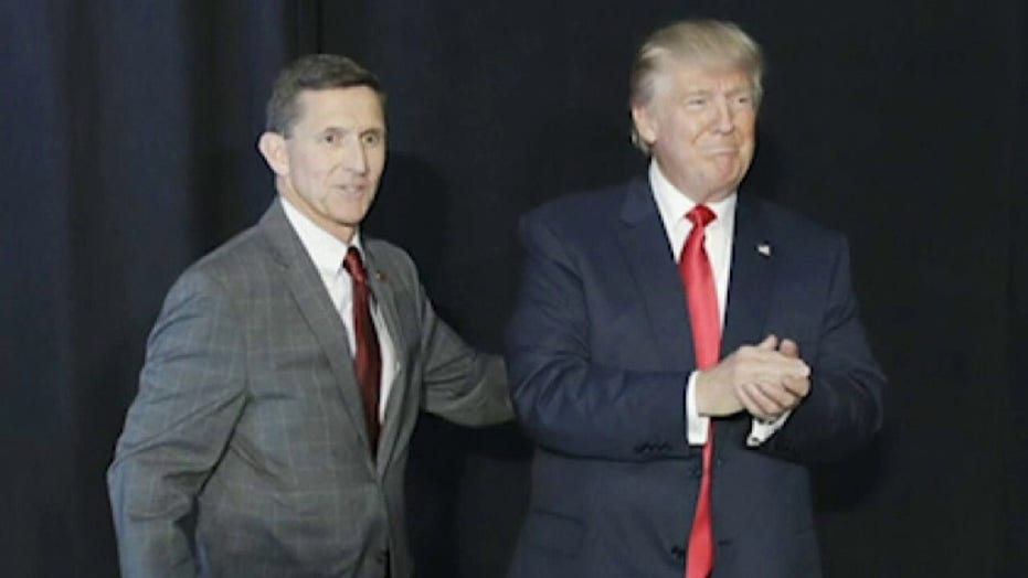 Trump announces pardon of former National Security Advisor Michael Flynn
