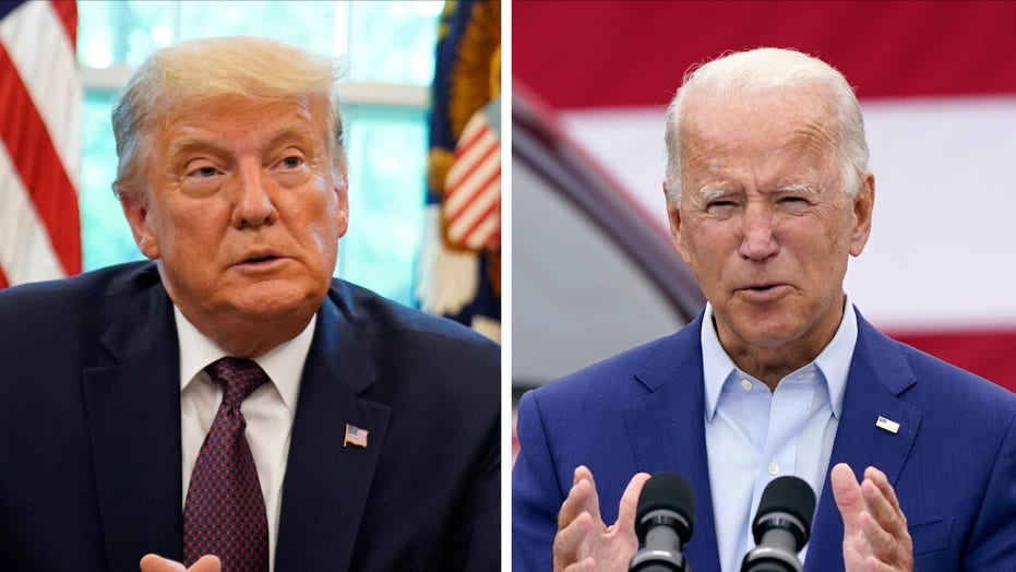 While the polls favor Biden, gamblers bet on Trump