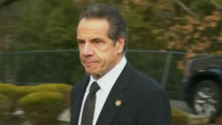 Cuomo staffers' work on his book wasn't voluntary, as required by law, some claim: report