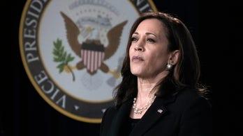 Dr. Robert Jeffress: VP Harris' McAuliffe endorsement reveals the blatant hypocrisy of Biden's IRS