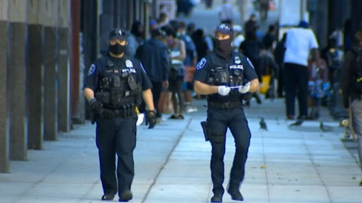 Defunding the Seattle Police