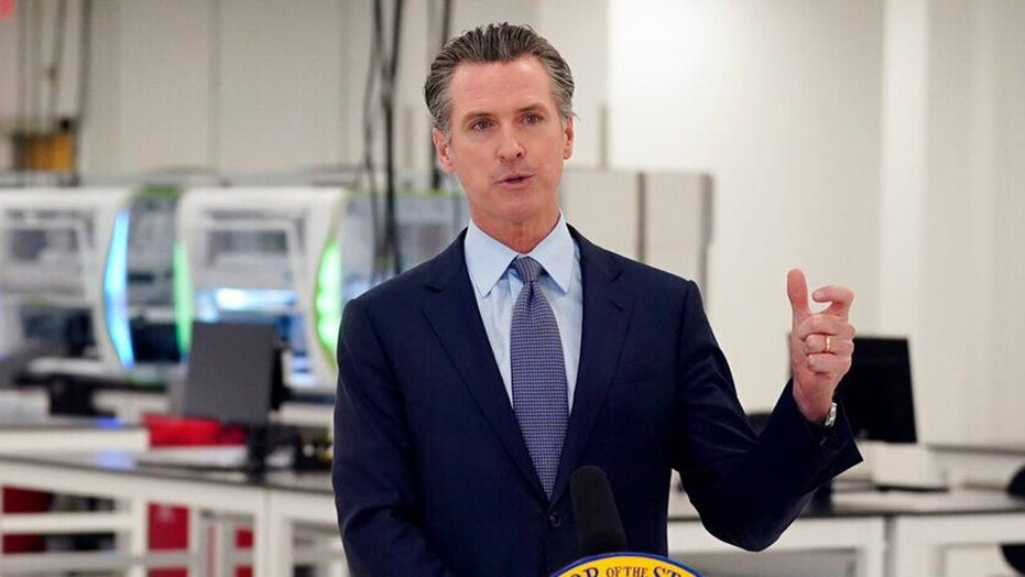 California Gov. Newsom's brother-in-law arrested for domestic violence