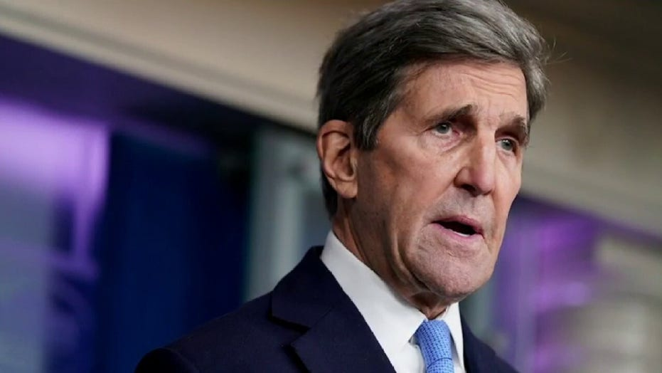 Sen. Marco Rubio: It's time to fire John Kerry, Biden's ethically challenged climate czar