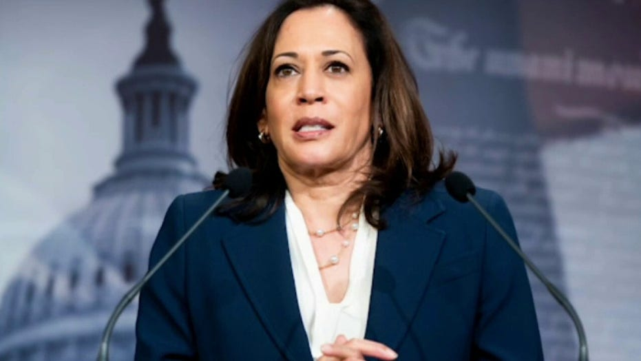 Kamala Harris applauds student, who accused Israel of 'ethnic genocide,' for speaking 'your truth'