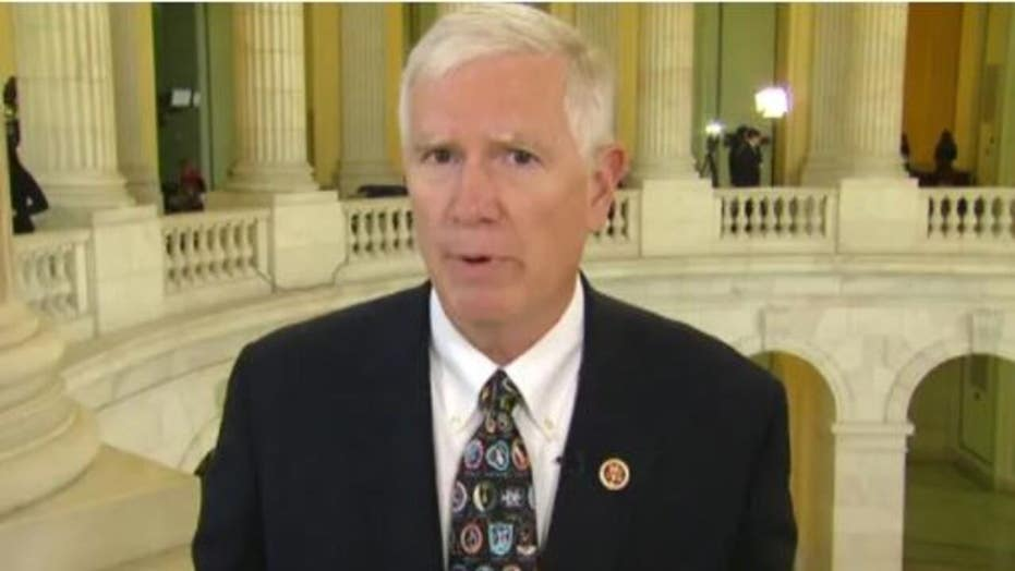 Mo Brooks slams Senate competitor Katie Britt as a 'pretender,' weighs in on 'Marxist' critical race theory