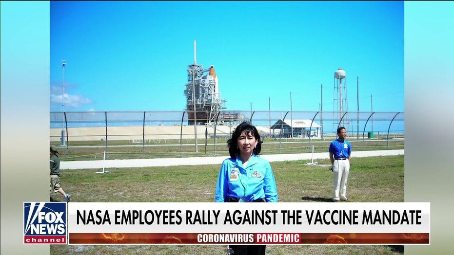 NASA engineer of 37 years prepared to retire over vaccine mandate if religious exemption isn't granted