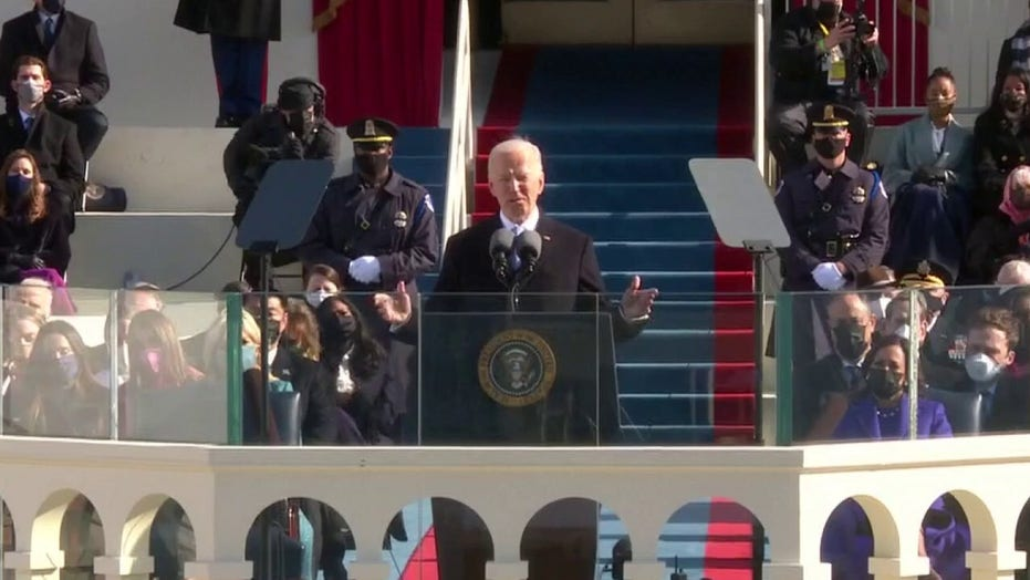 Biden-Harris inauguration: 5 key moments