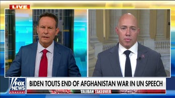 Rep. Brian Mast hammers Biden for 'absolutely delusional' UN address