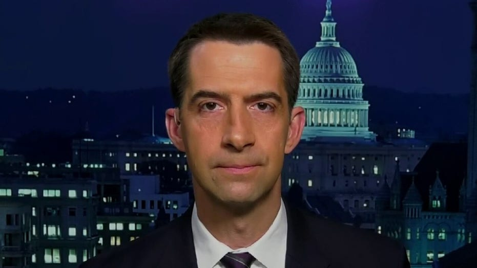 Sen. Tom Cotton on efforts to bring medical supply chains back to US from China