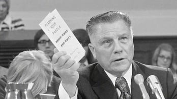 Eric Shawn: The move in Congress to declassify the Jimmy Hoffa FBI files