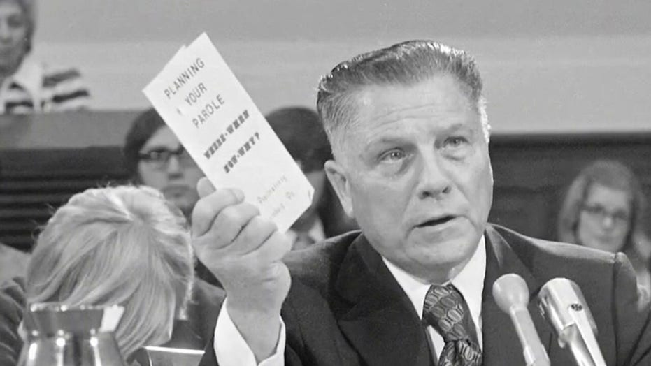 Jimmy Hoffa FBI files that have been hidden since 1975 must be released, lawmakers tell DOJ