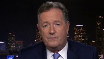 Piers Morgan: Avenatti just screamed 'sleazeball'