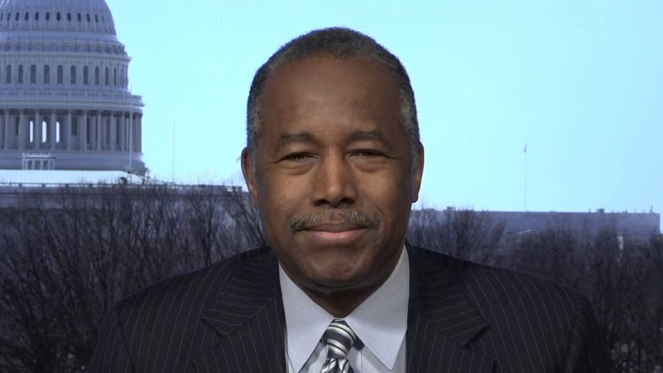 Dr. Ben Carson on White House to halt evictions through April amid COVID-19 outbreak