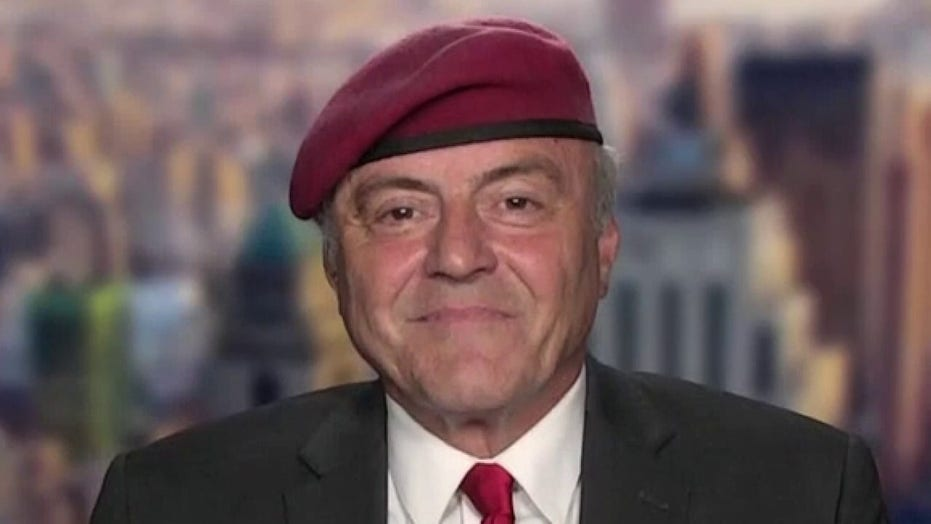 Eric Shawn: Curtis Sliwa on his campaign for NYC mayor