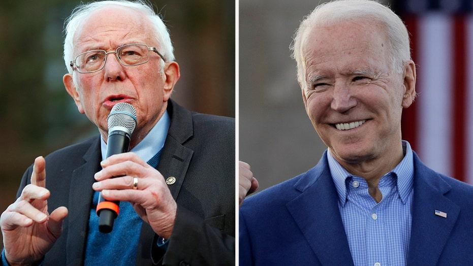 Can Bernie Sanders upset Joe Biden's momentum in Michigan?