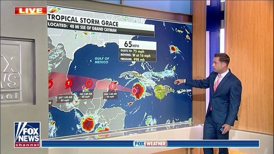 Post-tropical cyclone Fred prompts flood watches, warnings