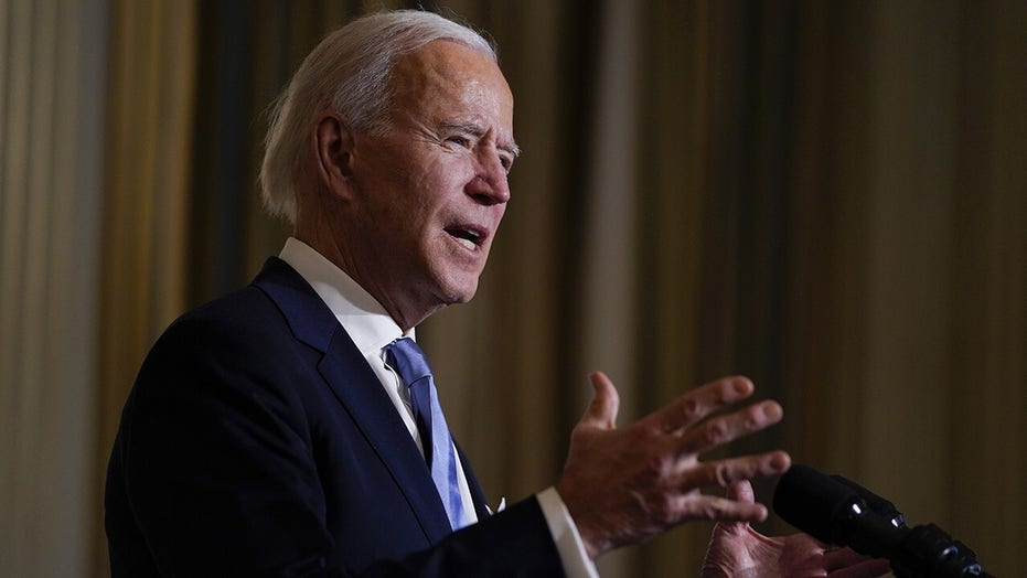 Biden vows to get $2T spending bill passed, hits back at GOP criticism: 'I'm going to push as hard as I can'