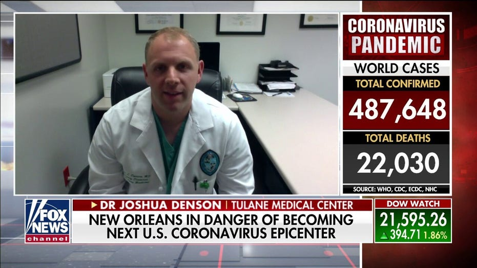 Tulane Medical Center doctor discusses COVID-19 in New Orleans