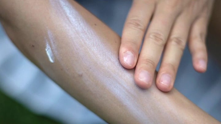 Cancer-causing chemical found in some sunscreens: Study