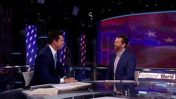Donald Trump Jr. on media fixation with President Trump's 'revenge'