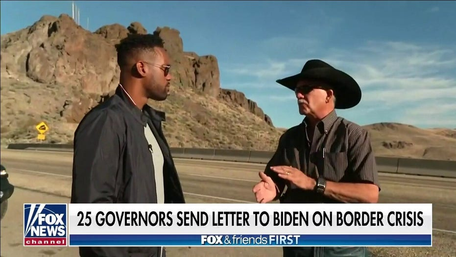 Idaho sheriff to Lawrence Jones: America 'losing the war' against fentanyl at southern border