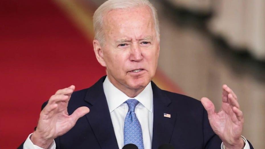 CNN's Jake Tapper calls President Biden's new poll numbers 'brutal'