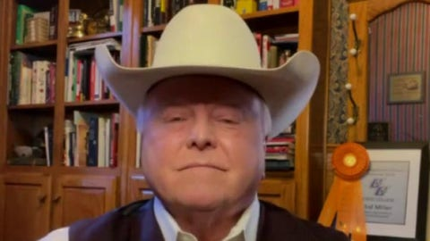 Texas agriculture commissioner on winter storm: $8M worth of milk down drains