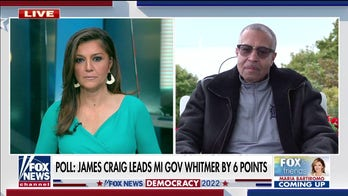 James Craig on running for Michigan Gov: 'I know I've been called for this role'