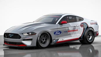 Electric Mustang Cobra Jet 1400 may be Ford's quickest pony car ever