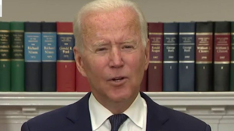 Biden's White House more concerned with 'messaging' than rescuing Americans in Afghanistan: Watters