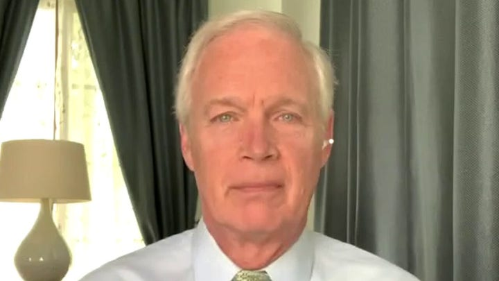 Sen. Johnson 'highly concerned' about Biden administration's ability to be tough on China