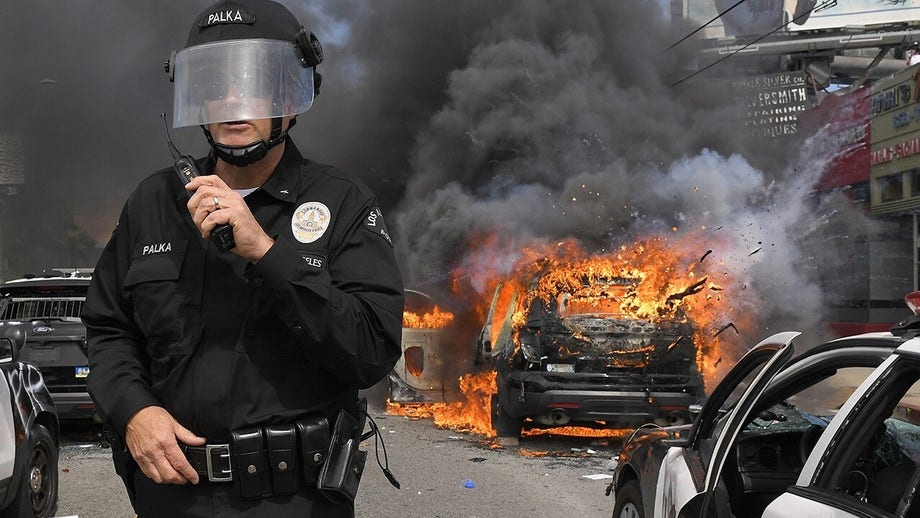Heather Mac Donald: Rioting, looting, arson and violence have become a civilization-destroying pandemic