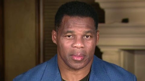 Herschel Walker: Trump has delivered policies that's made African-Americans switch parties