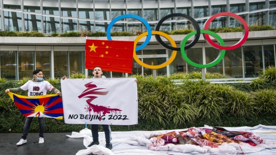 Amb. Nikki Haley: Biden should boycott China's Winter Olympics next year