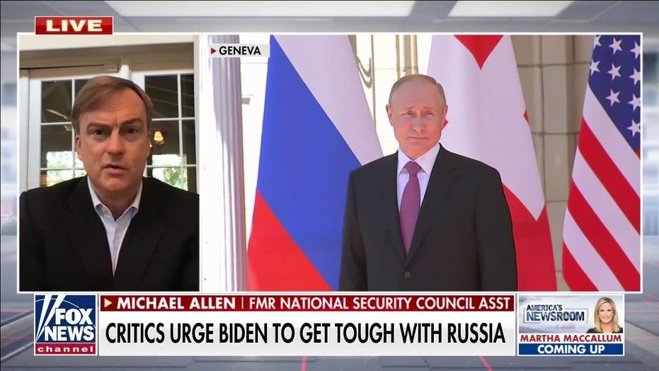 Putin says 'no hostility' in Biden meeting, two sides agreed to return ambassadors