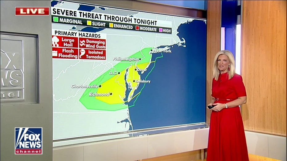 Tropical Storm Elsa arrives, Northwest heat wave continues as Fourth of July weekend approaches