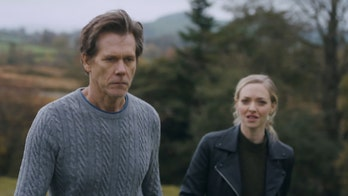 Kevin Bacon and Amanda Seyfried couple up in new psychological thriller 'You Should Have Left'