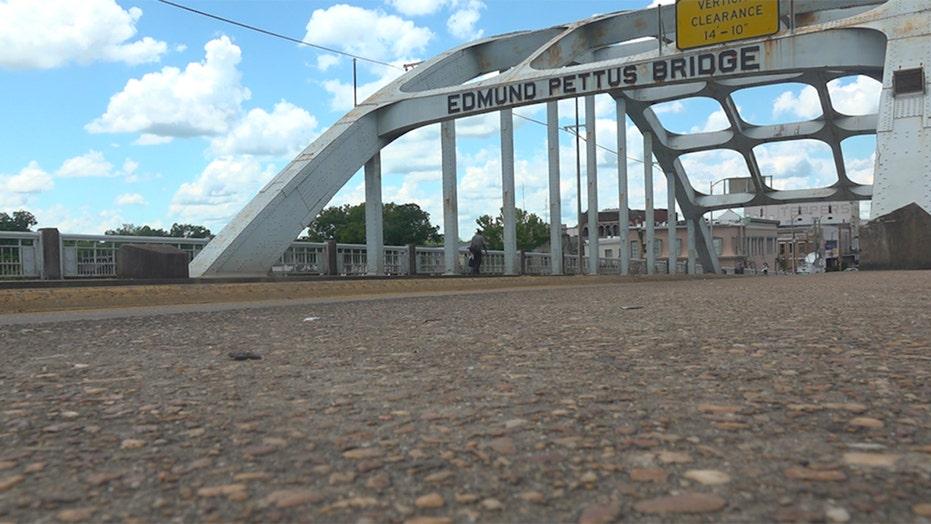 Edmund Pettus Bridge name controversy