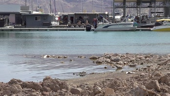 Lake Mead, Hoover Dam face historically low water levels amid drought