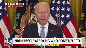 The Five reacts to Biden's COVID speech