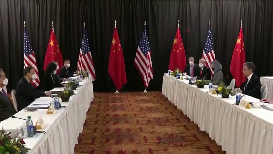 US-China relations tested during first meeting with Biden admin