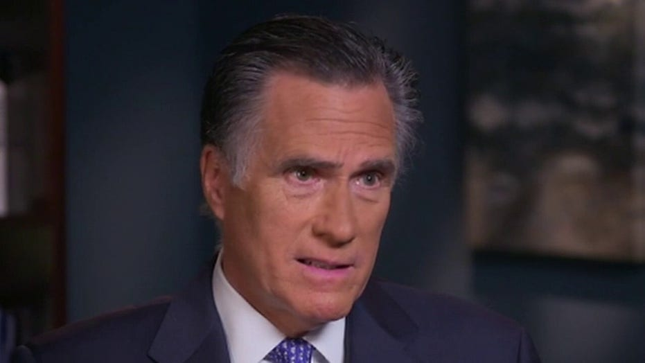 Sen. Mitt Romney tells Chris Wallace that President Trump should be removed from office